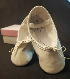 ABT Ballet Shoes White Size 10 Toddler