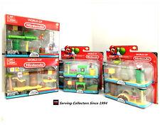 Nintendo Super Mario Bros U DELUXE SET(2) +REGULAR SET(4)-WHAT A COLLECTION!+