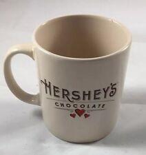 "Hershey's Chocolate Oversized Coffee Hot Chocolate Mug Galerie Large 5"" x 4.5"""