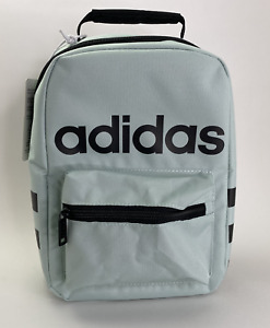Adidas Santiago Lunch Bag Insulated Tote Box Cooler Greentint/Black 5150856