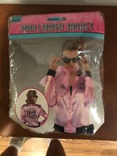 Costumes USA Adults Plus 50's Pink Ladies Costume Jacket
