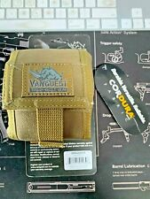 Vanquest Pangolin Large Fold Up Pouch (Coyote Tan)