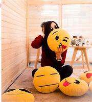 Popular Cushion Soft Emoji Smiley Emoticon Stuffed Plush Toys Doll Gift Pillow