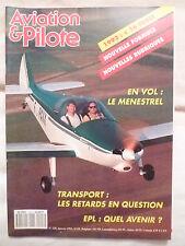 PILOTE PRIVE La Revue des Loisirs de L'air N° 122 Mars 1984