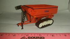 1/64 ERTL custom farm toy killbros 1000 bu. grain cart wagon with white tracks
