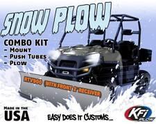 """KUBOTA RTV900 2009 - CURRENT -  KFI UTV 72"""" Snow Plow Combo Kit"""