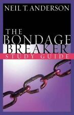BRAND NEW The Bondage Breaker by Neil T. Anderson 2006, Paperback, Study Guide