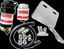 FUEL MANAGER Filter Kit FMLC200DPK Toyota Landcruiser 200 Series. 30 MICRON fil