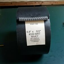 68 X 522 Vermeer Round Baler Belts 3 Ply Hd Mini Roughtop With Alligator Lacing