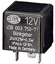 HELLA Relais Blinkgeber 12V Für VW FORD OPEL FIAT AUDI VAUXHALL 412 0009820623