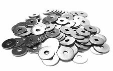 M8 A2 Stainless Steel Penny Washers x 100