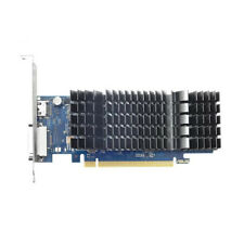 ASUS SCHEDA VIDEO VGA NVIDIA GEFORCE GT1030 2GB GDDR5 DVI-D/HDMI  GT1030-SL-2G-B