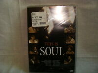 This Is Soul (DVD, 2006) Classic Soul Video Performances Knight Brown *NEW*