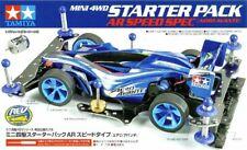 Tamiya 18706 Mini 4wd Rev Starter Pack AR Speed Spec Aero Avante 193704