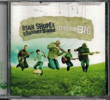 Dream Big Ryan Shupe The Rubber Band Music CD 2005 Capitol Nashville Banjo Boy