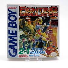 GameBoy | Fighting Simulator OVP CIB | Nintendo Game Boy GB Spiel