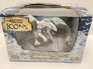 Legend Of Drizzt Scenario Pack In BOX NEVER OPENED