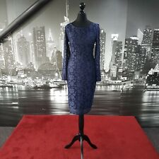 Stunning Dress (Navy-Size 8) Prom, Cruise, Ball, Cocktail, Races, Bridesmaid