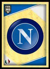 Panini FIFA 365 (2018) - SSC Napoli - Logo SSC Napoli No. 344