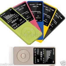 MP3 MP4 Player Video e-Book FM Recorder TF/SD karte Musik Spieler Radio 8GB DE
