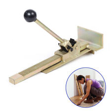 Flooring Jack Install Hard Wood Straight Tile Contractor Hand Tool Durable Pro