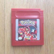Pokemon Edición Rojo Game Boy Color