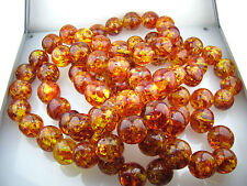 cm Length 825 grams Amber Necklace Beads 84 inches/214