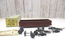 CL30) ancien wagon tombereau a bogies en kit JEP 6170  pour train electrique HO