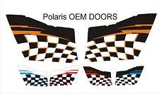 "POLARIS RZR 900 XP 570 800 /""THE OUTLAW/"" DASH GRAPHICS DECALS KIT ORANGE MADNESS"