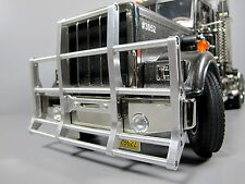 Tamiya R/C 1/14 King Grand Hauler Knight Front Aluminum Animail A Bumper Guard