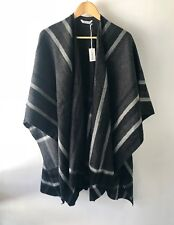 [COUNTRY ROAD] NEW! [CR LOVE] framed poncho knit cape wrap 8,10,12,14,16,18 L,XL
