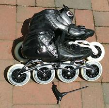 VNLA Carbon Inline Speed Skates - Men's US Size 11/12 - Used twice