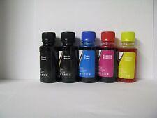 5x100ml cartridge HP refill ink kit for HP 564 564XL 920 920XL 901 901XL 60 60XL