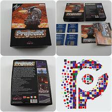 PROJECT X UN TEAM 17 Game per il computer Commodore AMIGA Testato & Lavoro in buonissima condizione
