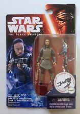 "Star Wars Tasu Leech Kanjiklub Gangleader 3.75"" Action Figure The Force Awakens"