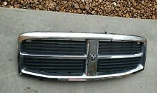 ✅ 2004 2005 2006 DODGE DURANGO FRONT GRILLE GRILL OEM 04 05 06