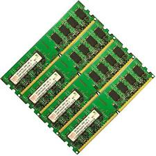 Memory Ram 4 Desktop PC DDR2 667 MHz PC2 5300 240 DIMM Non ECC Unbuffered 2x Lot