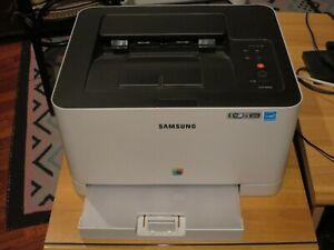 Stampante Laser Color SAMSUNG CLP-365W