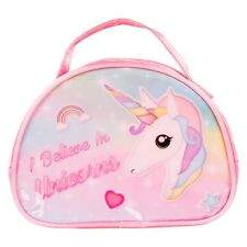 12 x Magical UNICORN Pink Girls Handbag Brand New Joblot Wholesale Stationery