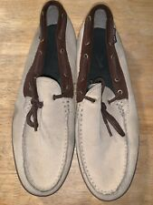 Cole Haan Men's Pinch Weekender Grand OS Suede Fur Lined Moccasins Loafer 12M