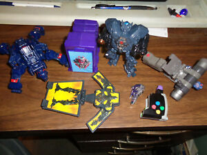 Transformers Burger King Kids Meal Toy lot 2009