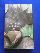 THE GOD OF SMALL THINGS - FIRST EDITION BY ARUNDHATI ROY