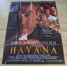 AFFICHE CINEMA 8380 - HAVANA - ROBERT REDFORD - 120/160