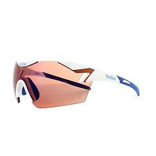 Bolle Sunglasses 6th Sense 11843 Shiny White Blue Rose