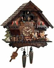 Black Forest House 33cm- Cuckoo Clock Cuckoo Clock Real Wood