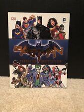 Batman Character Encyclopedia Matthew K. Manning Over 200 Heroes and Villains
