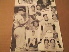 JKW 1963 New York Yankees MANTLE,MARIS,FORD..REDUCEED
