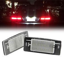 For Opel Vectra C Estate Led License Plate Light  Error Free Number Plate Lamp