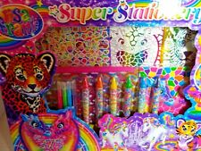Lisa Frank Super Stationary  Over 375 pieces Set  New   Age 3+