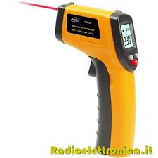 Termometro ad Infrarossi con Laser ATTEN AT-IR300